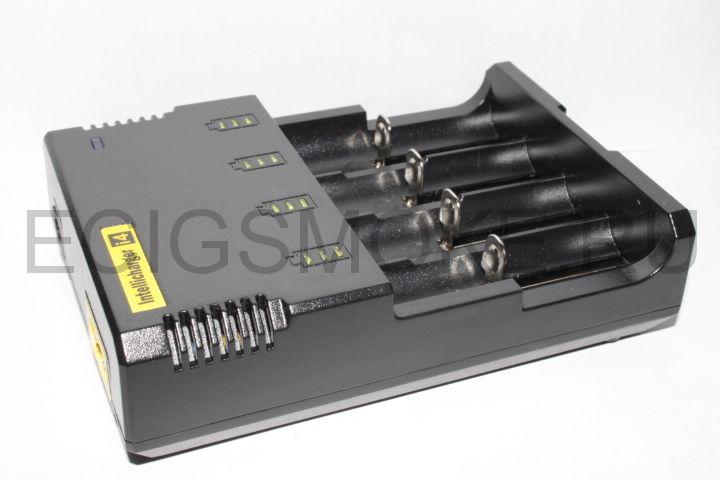 Зарядное устройство Nitecore SYSMAX Intellicharger I4 V2